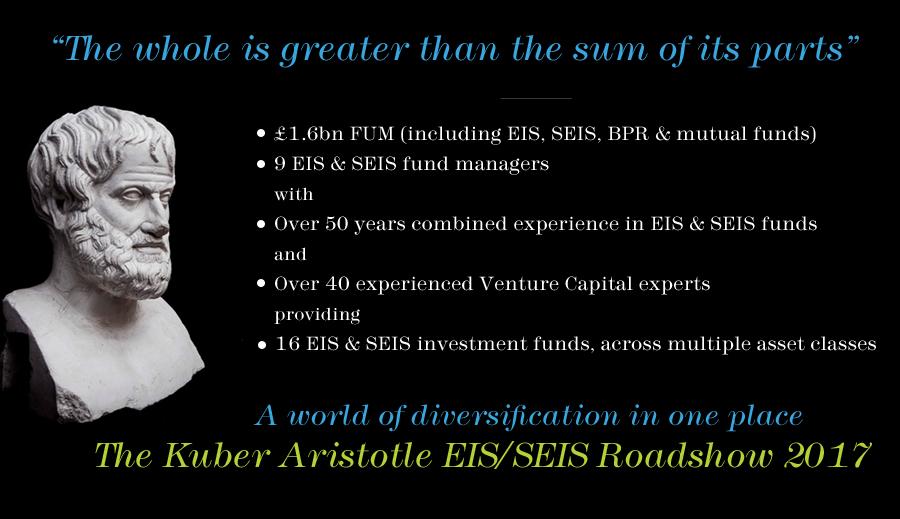 Kuber Aristotle EIS/SEIS Roadshow 2017